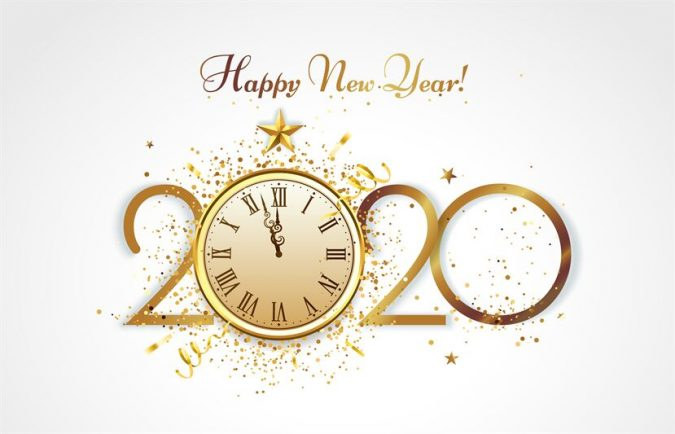 happy-new-year-greeting-card-2020-675x434 75+ Latest Happy New Year Greeting Cards for 2020