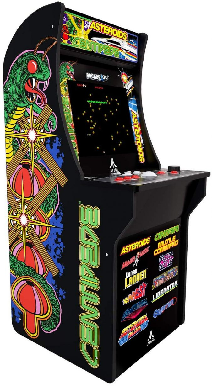 home-arcade-cabinet-2-675x1231 Top 15 Fabulous Teen's Christmas Gifts for 2020