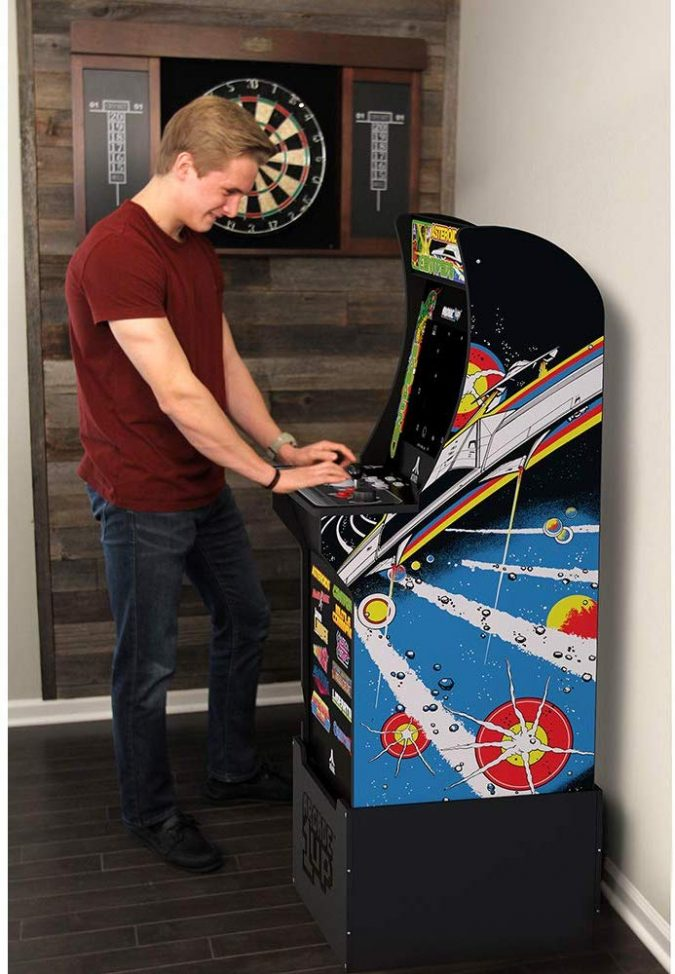 home-arcade-cabinet-675x974 Top 15 Fabulous Teen's Christmas Gifts for 2020