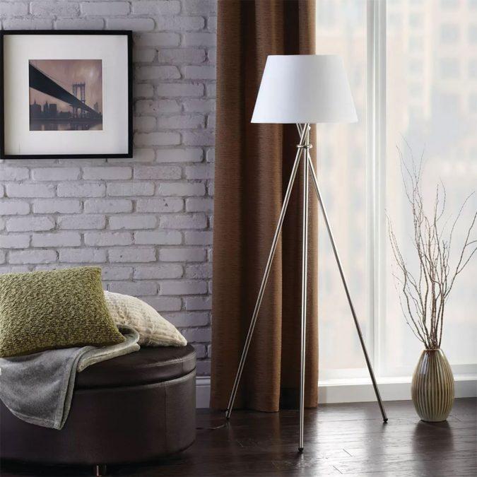 home-decor-2020-floor-lamp-exposed-bricks-675x675 10 Latest Decor Trend Forecasts for Next Winter