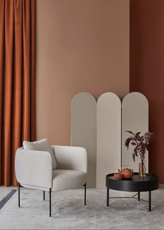 home-decor-earthy-tones 10 Latest Decor Trend Forecasts for Winter 2020