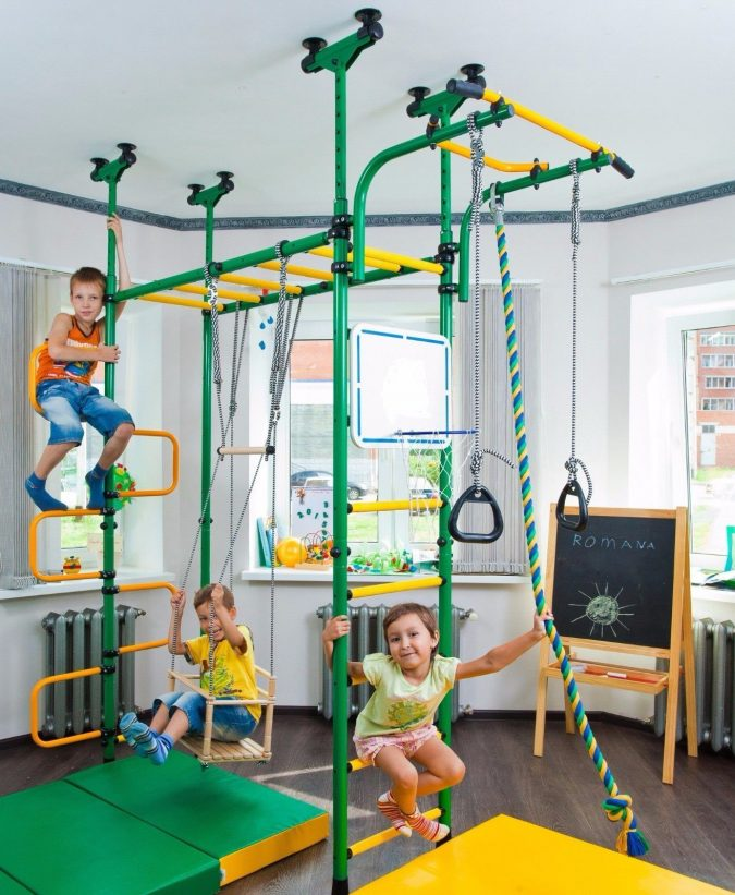 indoor-home-gym-for-kids-675x821 Top 15 Most Expensive Christmas Gifts Worldwide