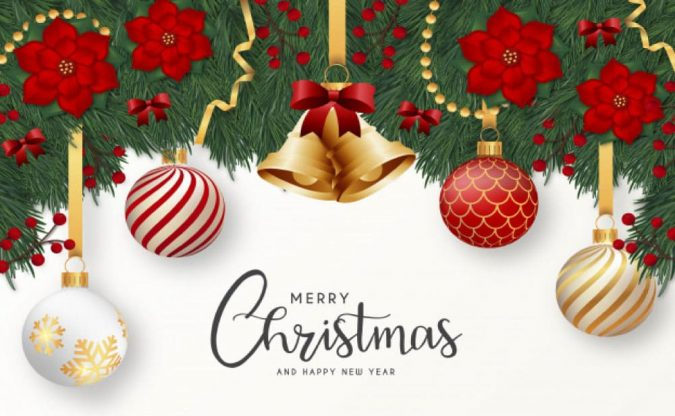 merry-christmas-and-happy-new-year-greeting-card-2-675x416 75+ Latest Happy New Year Greeting Cards for 2020