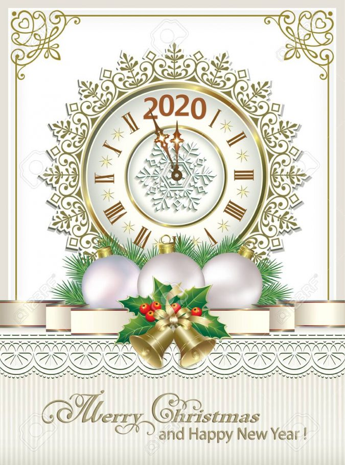 merry-christmas-and-happy-new-year-greeting-card-2020-675x908 75+ Latest Happy New Year Greeting Cards for 2020