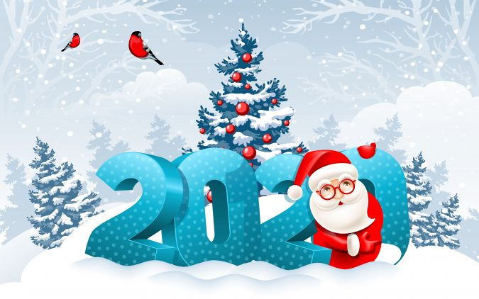 new-year-cartoon-greeting-card-2020-4-675x422 75+ Latest Happy New Year Greeting Cards for 2021