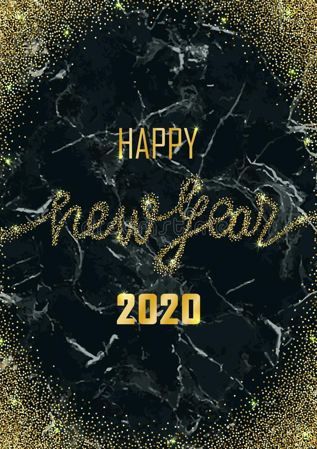 new-year-greeting-card-2020-4 75+ Latest Happy New Year Greeting Cards for 2020