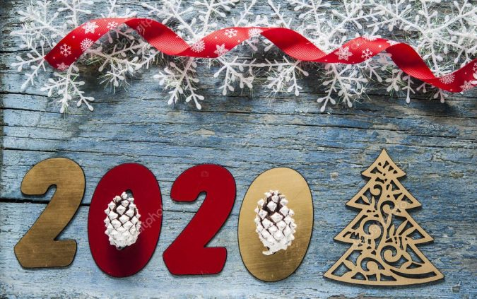 new-year-greeting-card-2020-woodland-675x423 75+ Latest Happy New Year Greeting Cards for 2020