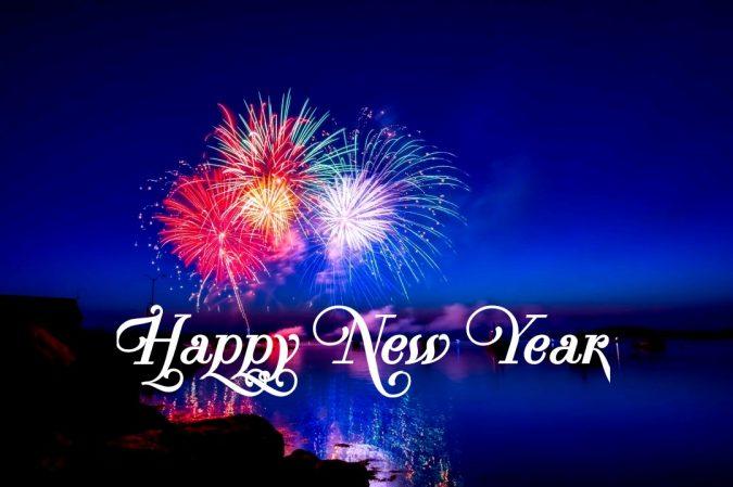 new-year-greeting-card-fireworks-675x449 75+ Latest Happy New Year Greeting Cards for 2021