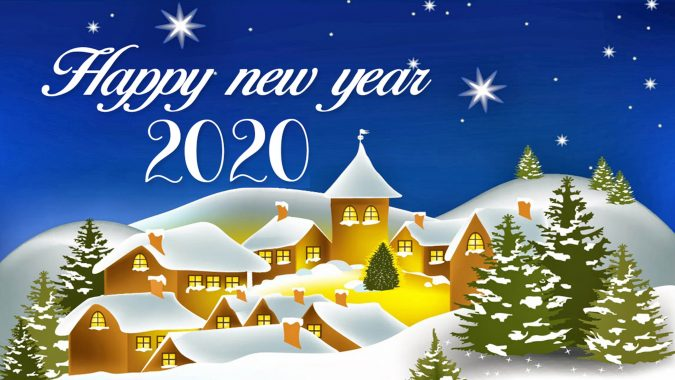 new-year-winter-greeting-card-2020-675x380 75+ Latest Happy New Year Greeting Cards for 2020