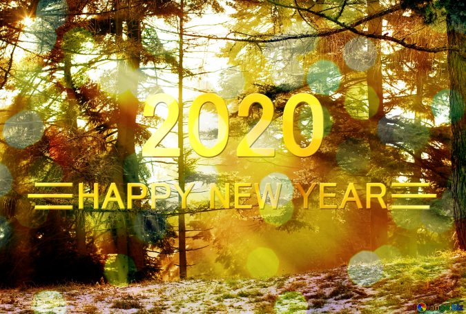 new-year-woodland-greeting-card-2020-675x455 75+ Latest Happy New Year Greeting Cards for 2020