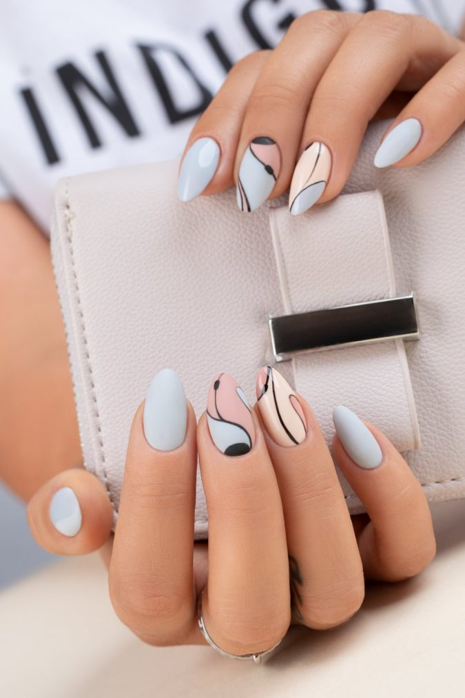 pastel-nails-nail-art-675x1013 Top 10 Most Luxurious Nail Designs for 2020