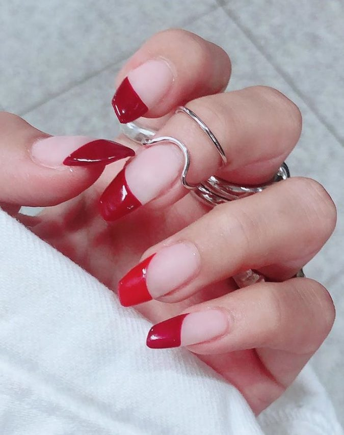 red-nails-3-675x854 10 Lovely Nail Polish Trends for Fall & Winter 2020