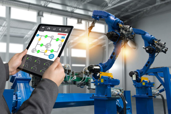 AI-in-Manufacturing-675x450 How Tech Is Changing Business in 2021
