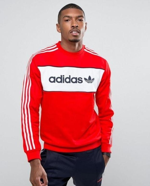 Adidas-men.-1 Top 20 Most Luxurious Men's Fashion Brands