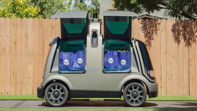 Autonomous-Deliveries-675x380 How Tech Is Changing Business in 2021