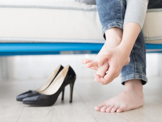 Avoid-High-Heels-675x509 A Woman's Guide to Promoting Foot Health