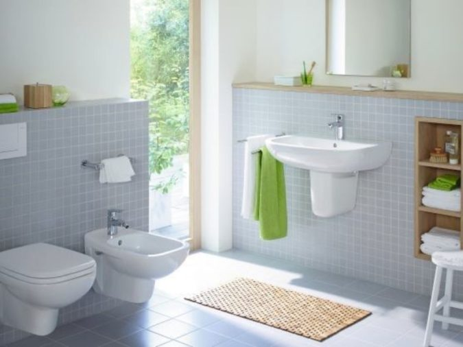 Duravit-bathroom-brand-675x506 How Hard Is It to Add a New Bathroom to an Older Home?