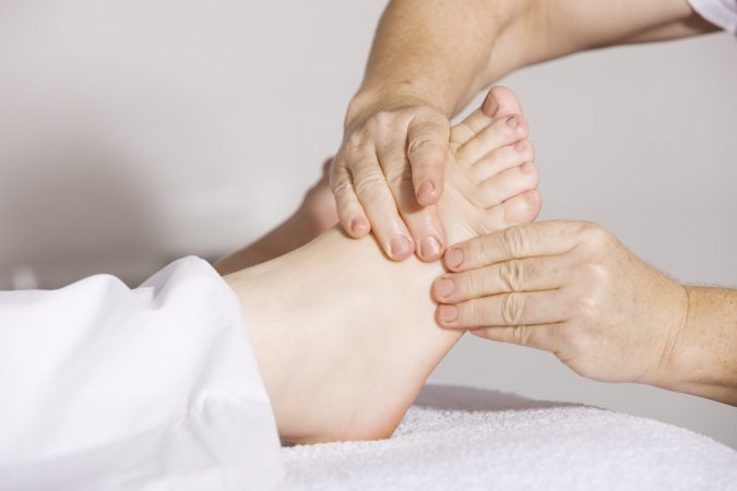Foot-Massage-675x450 A Woman's Guide to Promoting Foot Health