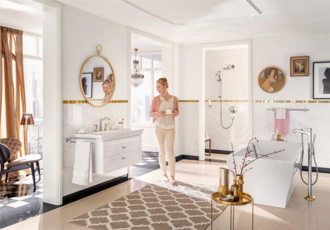 Hansgrohe-bathroom-675x470 Top 15 Most Luxurious Bathroom Brands