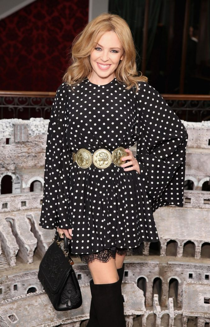 Kylie-Minogue-675x1048 Top 20 Most Luxurious Women's Fashion Brands