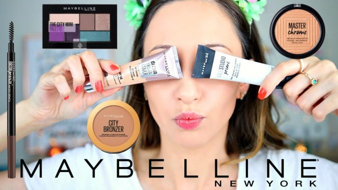 Maybelline-675x380 Top 10 Most Expensive Makeup Brands