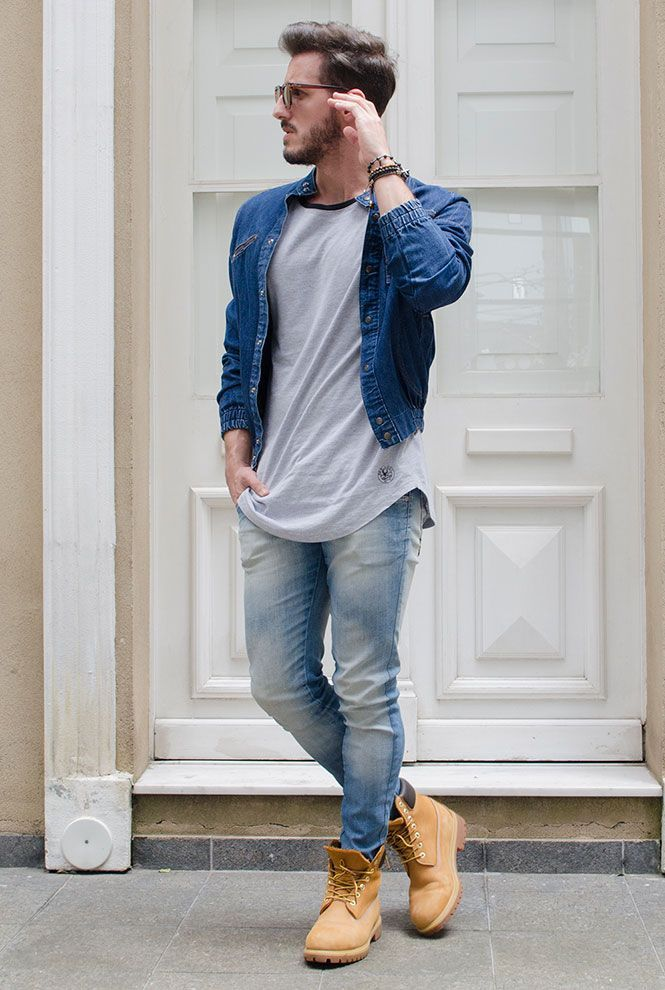 The-Timberland-fashion-men Top 20 Most Luxurious Men's Fashion Brands