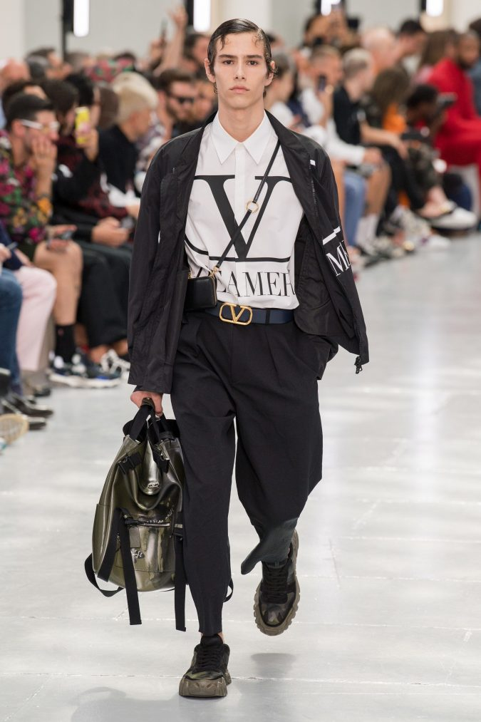 Valentino-men-fashion-675x1013 Top 20 Most Luxurious Men's Fashion Brands