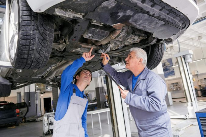 car-repair-675x450 The UK's MOT Test Vs. Germany's Vehicle Roadworthiness Test