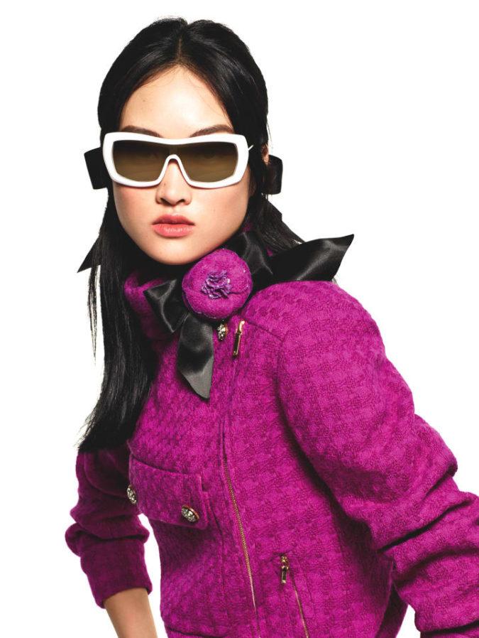 chanel-eyewear-675x898 Top 20 Most Luxurious Women's Fashion Brands