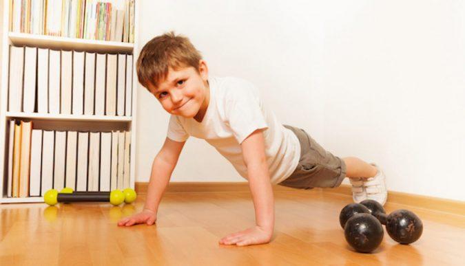 child-exercising-675x387 Camp Shohola Explains How to Improve Childhood Fitness