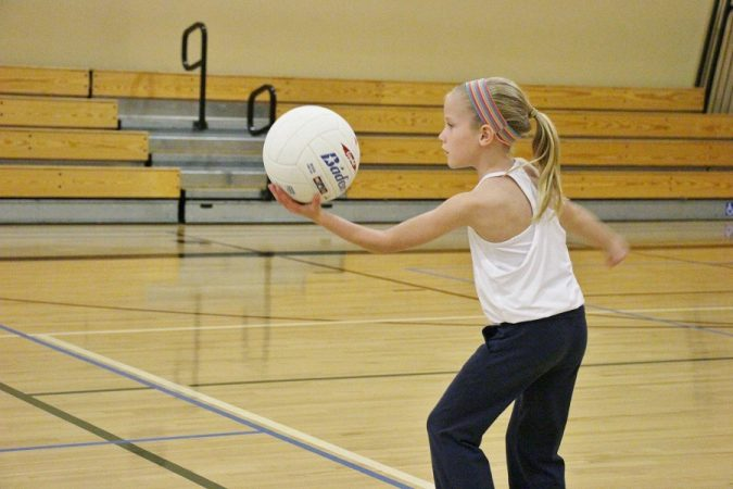 child-playing-volleyball-675x450 Camp Shohola Explains How to Improve Childhood Fitness