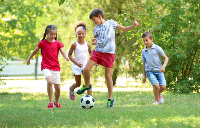 children-playing-675x432 Camp Shohola Explains How to Improve Childhood Fitness