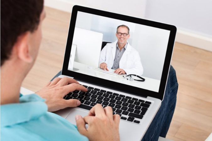laptop-online-therapy-2-675x450 10 Signs that You Need an Online Therapist Help
