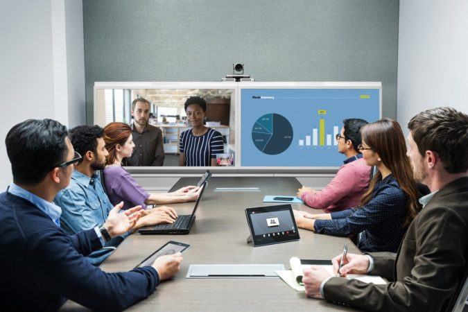 video-conferencing-system-that-offers-HD-integration-675x450 Everything You Need to Know to Get Started with Video Conferencing