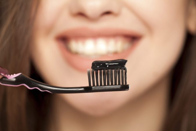 Charcoal-Toothpaste-675x450 6 Beauty Trends You Have to Try