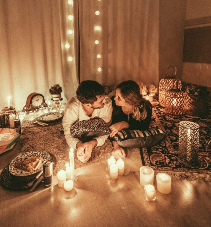 Environment-friendly-decoration.-1-675x727 30+ Most Creative Valentine's Day Ideas & Trends for 2021