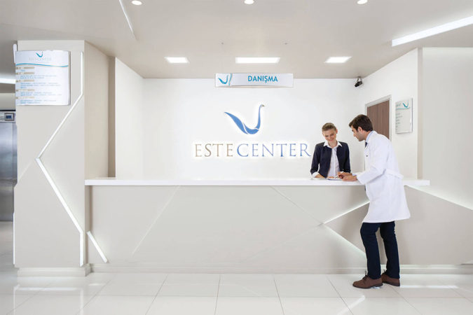 Estecenter-Plastic-Surgery-Centre-675x450 Top 10 Best Hair Transplant Clinics in Turkey
