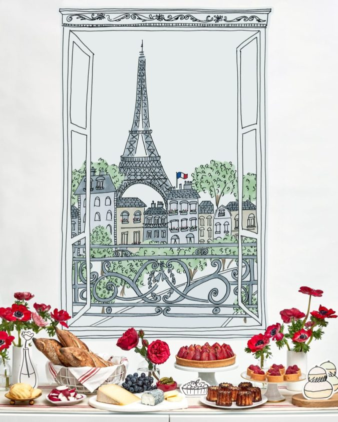 French-themes.-675x844 30+ Most Creative Valentine's Day Ideas & Trends for 2021