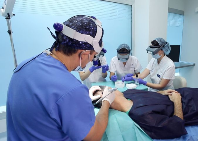 Hair-Transplant-Clinic-675x482 Top 10 Best Hair Transplant Clinics in Turkey