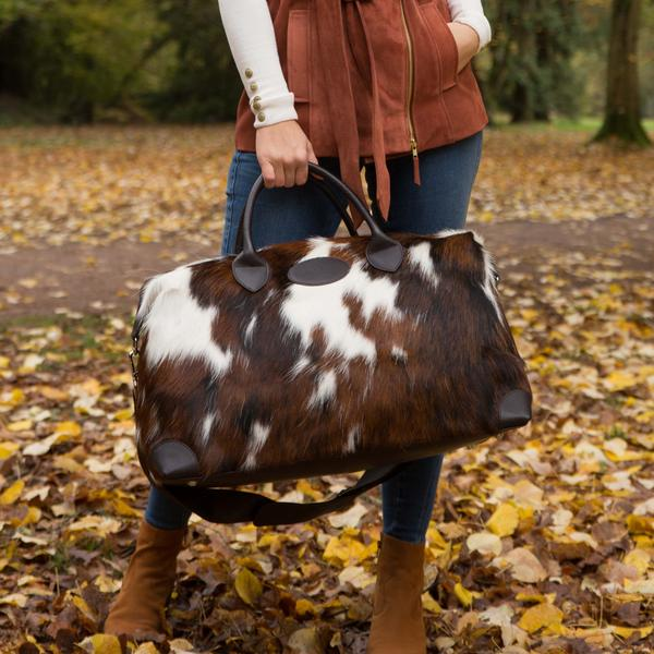 Hyde-Hare-fur-handbag 15 Most Creative Handbag Designers in the UK