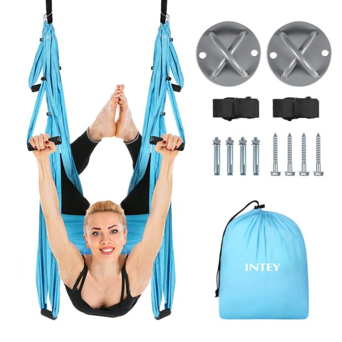 INTEY-Aerial-Yoga-Swing-675x675 Best 25 Thank You Gift Ideas for Your Personal Trainer