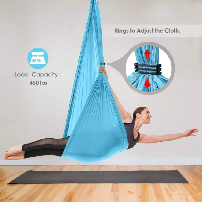 INTEY-Aerial-Yoga-Swing.-675x675 Best 25 Thank You Gift Ideas for Your Personal Trainer