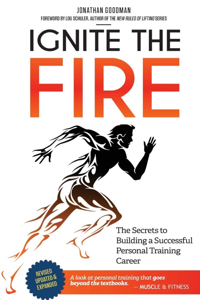 Ignite-the-Fire-Book-675x1012 Best 25 Thank You Gift Ideas for Your Personal Trainer