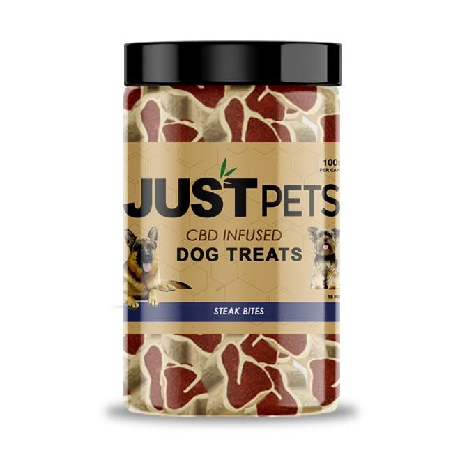 Just-CBD-Dog-Treats 10 of Best CBD Treats for Pets