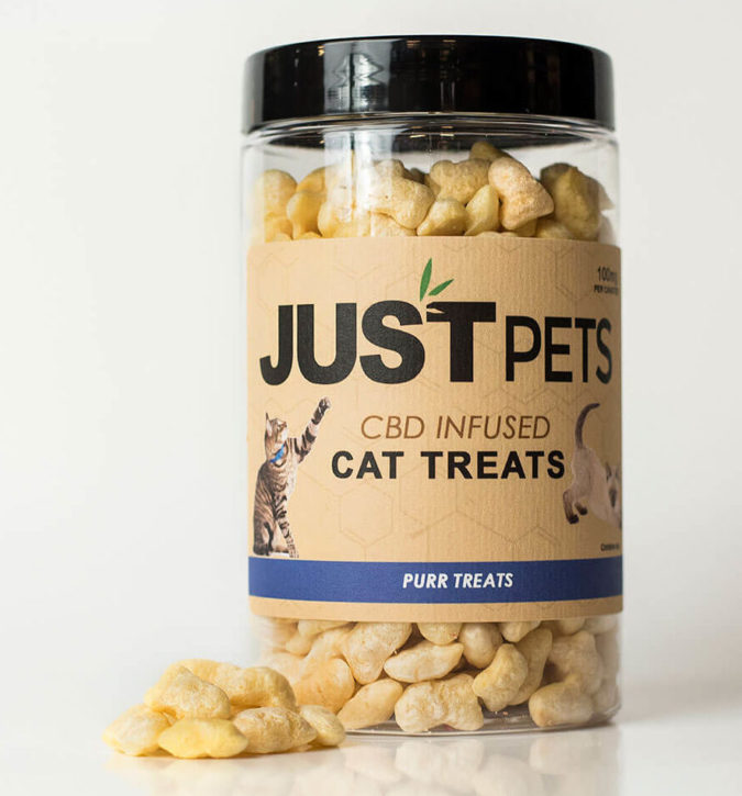 JustCBD-Cat-Treats-CBD-treats-for-pets-675x725 10 of Best CBD Treats for Pets