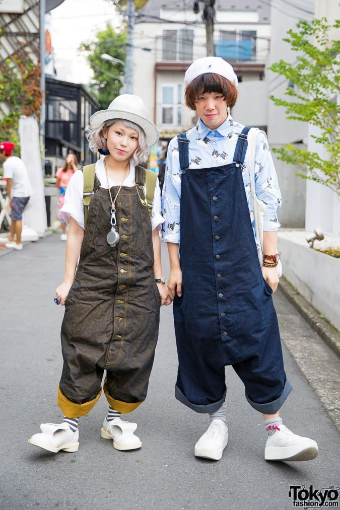 Matching-overalls-675x1013 12 Most Awesome Valentine's Day Gifts for Him 2020