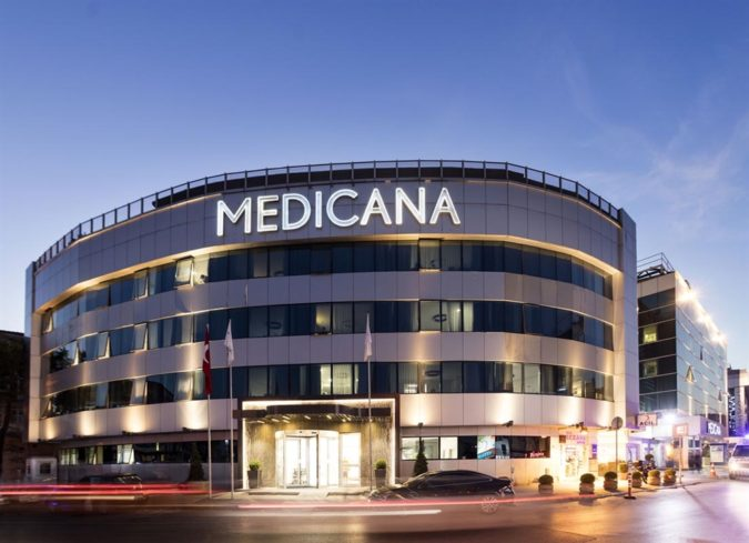 Medicana-Health-group-675x489 Top 10 Best Hair Transplant Clinics in Turkey
