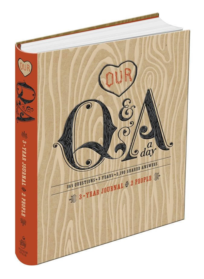 Our-QA-a-Day-journal-675x922 12 Most Awesome Valentine's Day Gifts for Him 2020