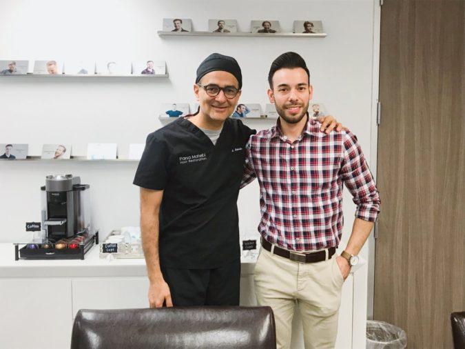 Parsa-Mohebi-Hair-Restoration-675x506 Top 10 Hair Transplant Clinics in the USA