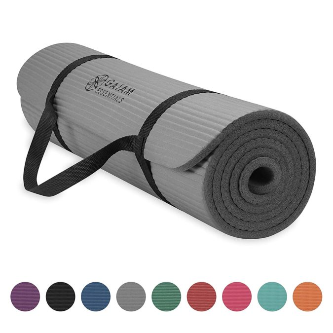 Self-Rolling-Fitness-and-Yoga-Mats-675x675 Best 25 Thank You Gift Ideas for Your Personal Trainer